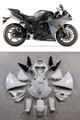 Fairings Plastics Yamaha YZF R1 Grey R1 Racing (2013-2014)