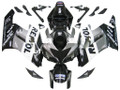 Fairings Honda CBR 1000 RR Black Silver Repsol Racing (2004-2005)
