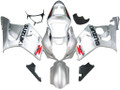 Fairings Suzuki GSXR 600 750 Silver GSXR Racing  (2004-2005)