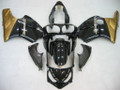 Fairings Kawasaki ZX12R Black & Gold ZX12R Racing (2000-2001)