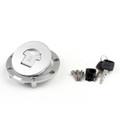 Fuel Gas Cap Key Lock Set Honda CBR 600 900 929 954 1100 250 CB 1300 400 VFR VTR ST RR F4 F4i OEM Style