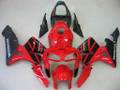 Fairings Honda CBR600 RR Red & Black CBR Racing (2005-2006)