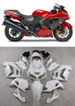 Fairings Plastics Kawasaki ZX14R Ninja Red Bronze Racing (2012-2015)