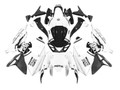 Fairings Suzuki GSXR 1000 White & Black Lucky Strike Racing  (2009-2012)