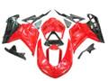Fairings Ducati 1098 1198 848 Red & Black Racing (2007-2011)