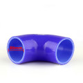 Elbow 90 Degree 90mm 80mm Silicone Pipe Hose Coupler Intercooler Turbo Intake