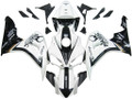 Fairings Honda CBR 1000 RR White & Black CBR Racing (2006-2007)
