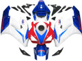 Fairings Honda CBR 1000 RR Red White Blue HRC Racing (2004-2005)
