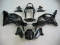 Fairings Honda CBR 954 RR All Black Honda Racing (2002-2003)