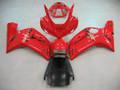 Fairings Kawasaki ZX6R 636 Red Ninja Racing  (2003-2004)