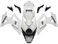 Fairings Suzuki GSXR 1000 White GSXR Racing  (2007-2008)