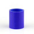 Straight 0 Degree 76mm 55mm Silicone Pipe Hose Coupler Intercooler Turbo Intake