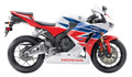 Fairings Honda CBR600RR HRC White Red Blue Racing (2013-2016)