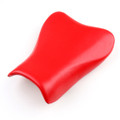 Front Rider Seat Leather Cover Suzuki GSX-R1000 K7 (2007-2008) Red
