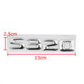 Car Trunk Rear Emblem Badge Letters S320 S-Class CDI 4MATIC Chrome Benz