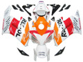 Fairings Honda CBR 1000 RR White Orange Repsol Racing (2004-2005)