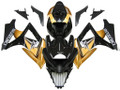 Fairings Suzuki GSXR 1000 Black & Gold GSXR Racing  (2007-2008)