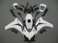 Fairings Honda CBR1000 RR White & Black CBR Racing (2008-2011)