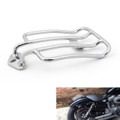 eat Luggage Rack Solo Harley-Davidson Sportster X L883 1200 (2004-2015) Chrome