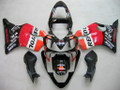 Fairings Honda CBR 600 F4i Black Repsol Racing (2001-2003)