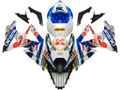 Fairings Suzuki GSXR 1000 Multi-Color pepephone No.76 Racing  (2007-2008)