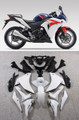 Fairings Honda CBR250R HRC White Red Blue Racing (2011-2013)