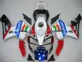 Fairings Honda CBR 600 RR Multi-Color Eurobet Racing (2003-2004)
