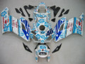 Fairings Honda CBR 1000 RR Multi-Color No.46 Floral Racing (2004-2005)