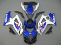 Fairings Suzuki GSXR 1000 Blue & White GSXR  Racing  (2007-2008)