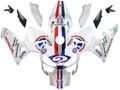 Fairings Honda CBR 600 RR No.2 White Repsol Racing (2003-2004)