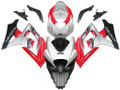 Fairings Suzuki GSXR 1000 Silver & Red GSXR Racing  (2007-2008)