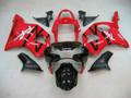 Fairings Honda CBR 954 RR Red & Black RR Racing (2002-2003)