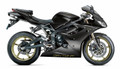 Fairings Triumph Daytona Black 675 Racing (2009-2012)