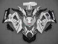 Fairings Suzuki GSXR 1000 White Black Alstare Racing  (2007-2008)