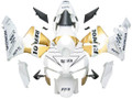 Fairings Honda CBR 600 RR White & Gold Repsol Racing (2003-2004)