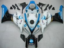 Fairings Honda CBR 1000 RR White Konica Minolta Racing (2006-2007)