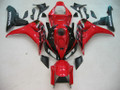 Fairings Honda CBR 1000 RR Red Black CBR Racing (2006-2007)