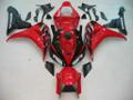 Fairings Honda CBR 1000 RR Red Black CBR Racing (2006-2007)