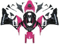 Fairings Honda CBR 600 RR Pink Black Honda Racing (2007-2008)