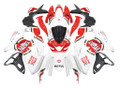 Fairings Suzuki GSXR 1000 White & Red Lucky Strike Racing  (2009-2012)