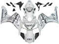 Fairings Honda CBR 1000 RR White & Silver Repsol Racing (2006-2007)
