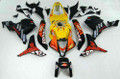 Fairings Honda CBR 600 RR Yellow & Black Valentino Rossi Moto Racing (2009-2012)