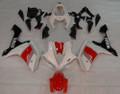 Fairings Yamaha YZF-R1 White Red Black R1 Racing (2007-2008)