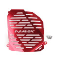 Radiator Water Coolant Resevoir Guard Cover YAMAHA NMAX 155 SE86J, Red