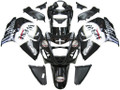 Fairings Suzuki GSX 1300R Hayabusa Black WEST Racing  (2008-2014)