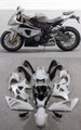 Fairings BMW S1000RR Mineral Silver Metallic BMW Racing (2009-2014)