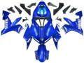 Fairings Yamaha YZF-R1 Blue White R1  Racing (2004-2006)