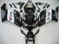 Fairings Honda CBR 1000 RR Black West  Racing (2004-2005)