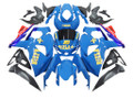 Fairings Suzuki GSXR 1000 Blue Rizla Racing  (2009-2012)