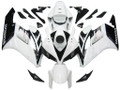 Fairings Honda CBR 1000 RR White Black CBR Racing (2004-2005)